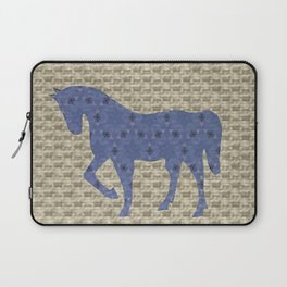 Buster Bleu Laptop Sleeve