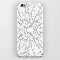 mandala art - moonrise kingdom iPhone & iPod Skin