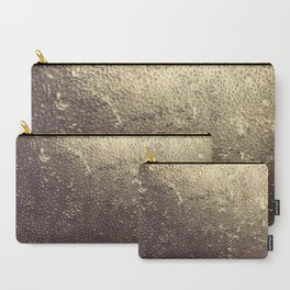 Gold Honey Carry-All Pouch