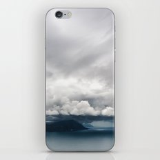 Incoming Storm iPhone Skin
