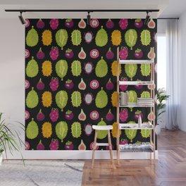 strange fruits Wall Mural