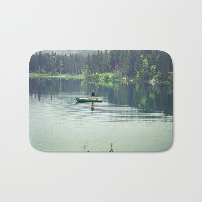 Fisherman Bath Mat