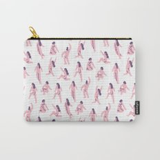 Nude Girls Carry-All Pouch