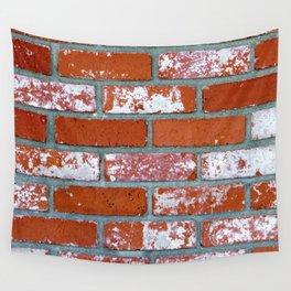 Brick Wall #2 Wall Tapestry