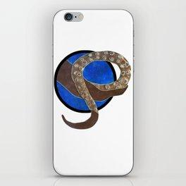 Creature of Water (porthole edit) iPhone Skin
