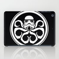 hydra iPad Cases featuring Hydra Trooper by Don Calamari