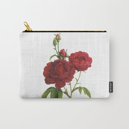 Vintage Red Rose [02] Carry-All Pouch