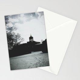 footprints Stationery Cards