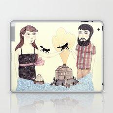 Giving Laptop & iPad Skin