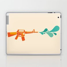 Aquachine Gun Laptop & iPad Skin