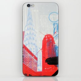 Chrysler building NYC iPhone Skin