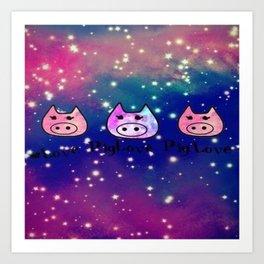 Pig 26 Art Print