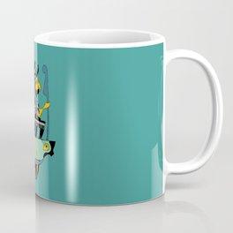 Horus On The Nile Coffee Mug