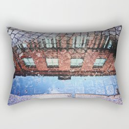 City Reflections Rectangular Pillow