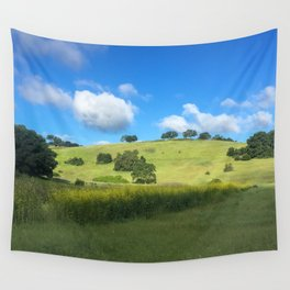 Oak Grove, San Francisco, Stanford Wall Tapestry