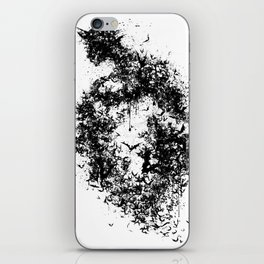 A Dark Cave iPhone Skin