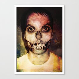 OVERworked Canvas Print