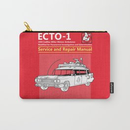 ECTO-1 Service and Repair Manual Carry-All Pouch