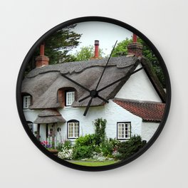 Escape to the Country Wall Clock