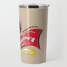 Michonne's Famous Scones  Travel Mug