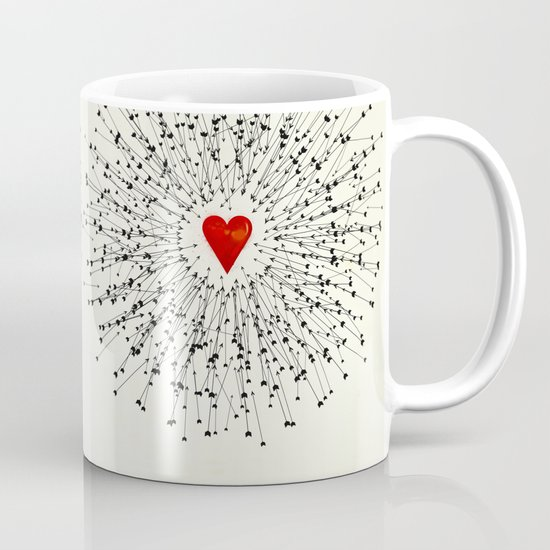 Heart&Arrows Mug