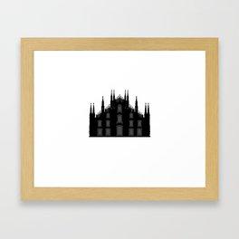 Milan Cathedral Framed Art Print