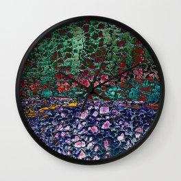 Wallcolors Wall Clock