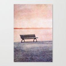 a silent Canvas Print
