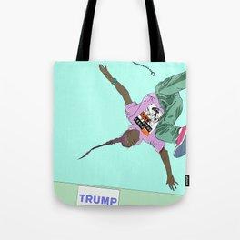 #inktober2016:jump Tote Bag