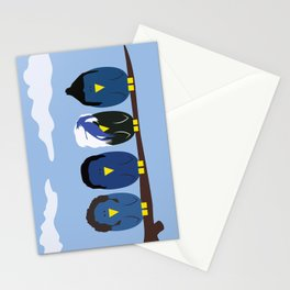 Marianas Trench o' Birds Stationery Cards
