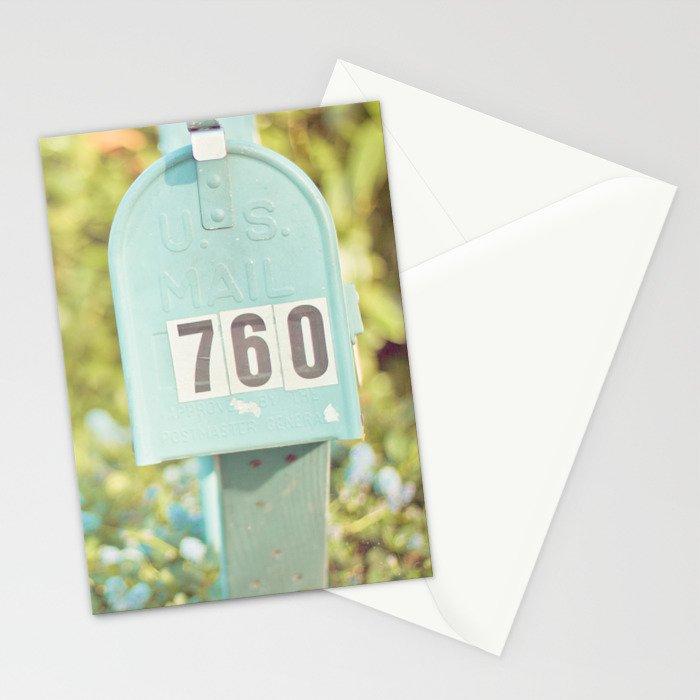 Sunday Mail Stationery Cards
