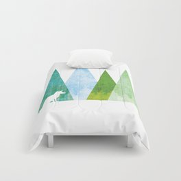 Mountain Fox Comforters