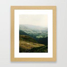 Views for days Framed Art Print