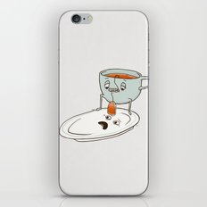 Tea Baggin' iPhone & iPod Skin