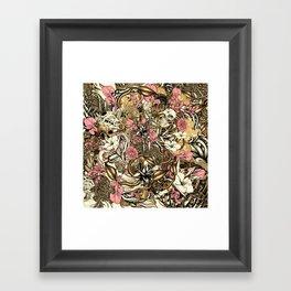 Sixth Mix Framed Art Print