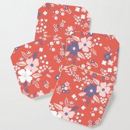 Wild Flowers II Coaster