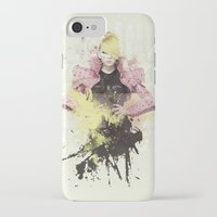 2ne1 iPhone & iPod Cases featuring 2NE1 - CL by Margot Park