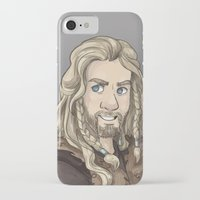 fili iPhone & iPod Cases featuring Fili by quietsnooze