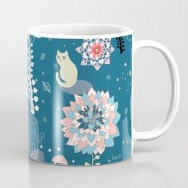 baby animals' reunion Coffee Mug