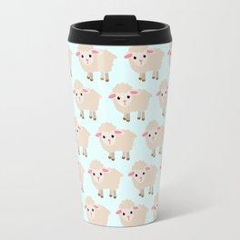 good luck sheep Travel Mug