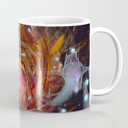 Solar Chaos Coffee Mug