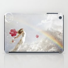 dream of flying iPad Case