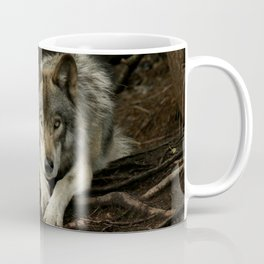 Intense Timber Wolf Coffee Mug