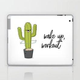 Cactus workout Laptop & iPad Skin