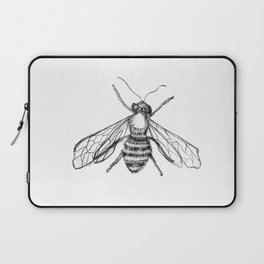 The Pale Bee Laptop Sleeve