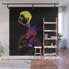 Giddy-Up Cowboy Wall Mural