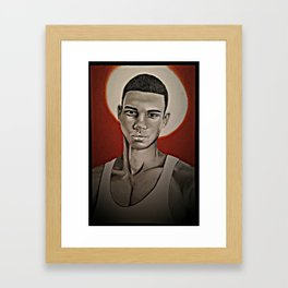 Taylor Jones Framed Art Print