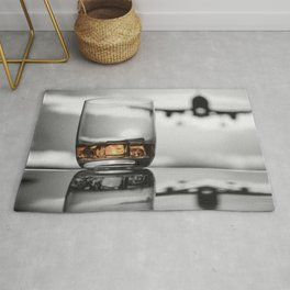 Airport on Ice Rug