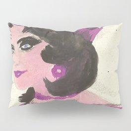 Pink Lady Pillow Sham
