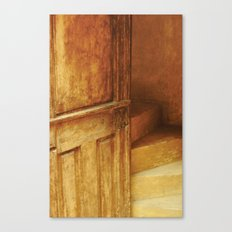 Upstairs Canvas Print